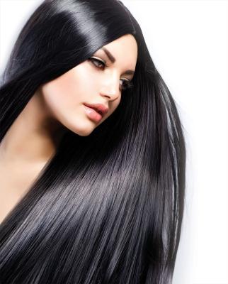 Medicina de uma perda do cabelo em mulheres