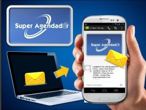 Agenda com lembrete SMS