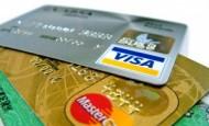 Cartão de crédito e salão de beleza combinam