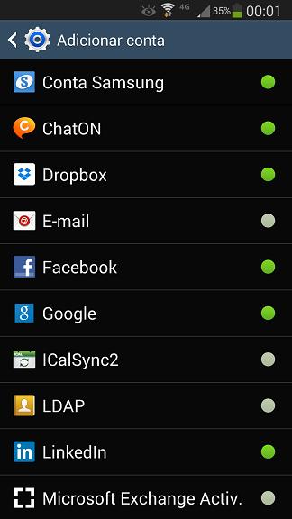 sincronizando celular 7